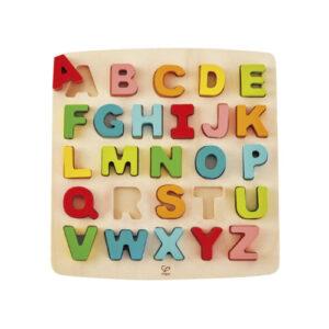 rompecabezas-letras juguete didactico