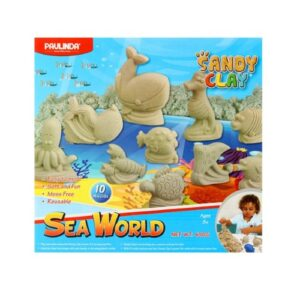 set-paulinda-sandy-clay-sea-world. juguete didactico