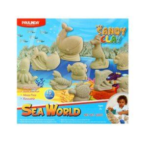 set-paulinda-sandy-clay-sea-world. juguete didactico