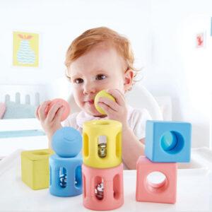 sonajeros geometricos-hape para bebes