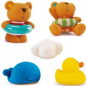 teddyandfriends juguetes para la ducha