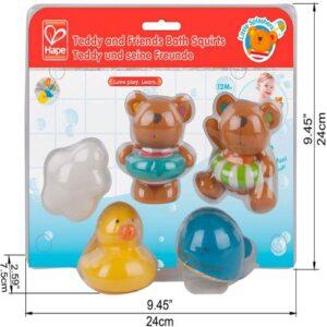 teddyandfriends-hape-juguetes para bano