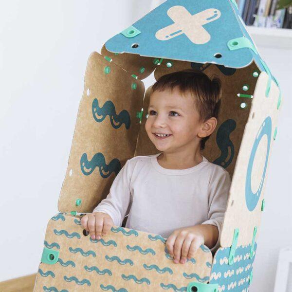 kit creatividad juguete didactico ikitoi