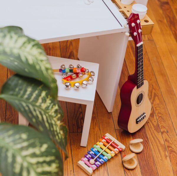 ukelele instrumentos musicales para ninos
