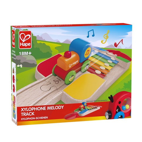 tren para ninos via-xilofon