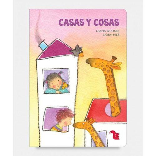 libro casas y cosas jugueteria didactica