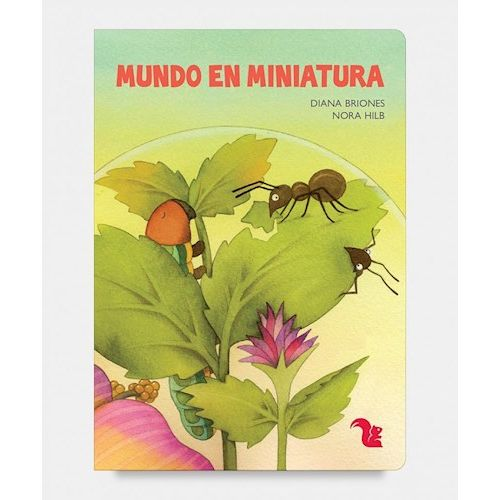 libro mundo en miniatura