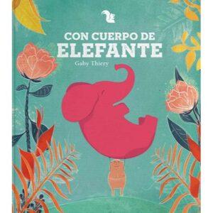 jugueteria didactica - libro con cuerpo de elefante
