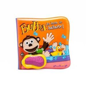 Bubba-es-hora-de-banarte juguete didactico