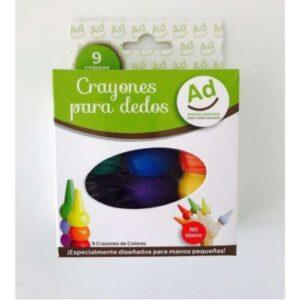 Crayones-para-dedos-juguetes-didacticos
