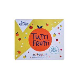 Tutti frutti - juguete didactico