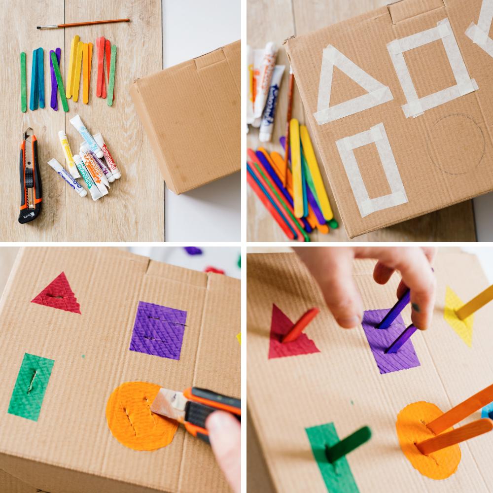 actividades para ninos juego sensorial 1