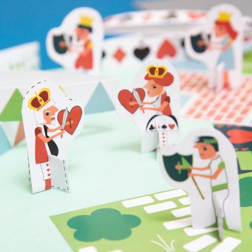 actividades para ninos personajes mi castillo 3
