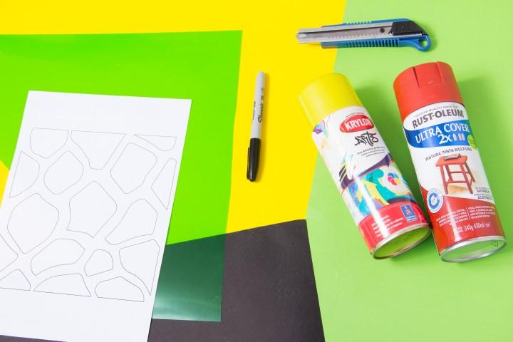 actividades para ninos stencil 1