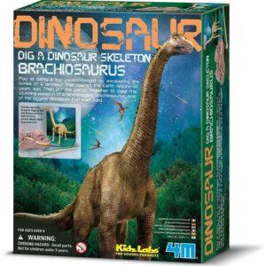 branchiosaurus 4m 8 anos juguete didactico