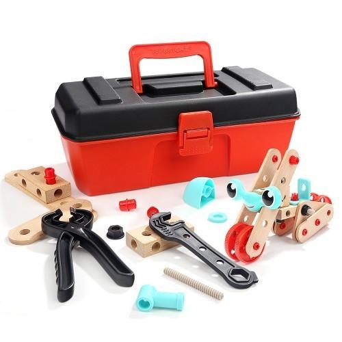 caja-de-herramientas juguete para ninos