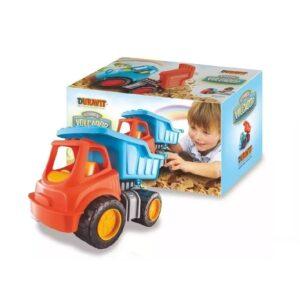 camion-volcador- de juguete duravit