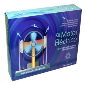 ciencia-para-todos-kit-motor-electronico para jugar