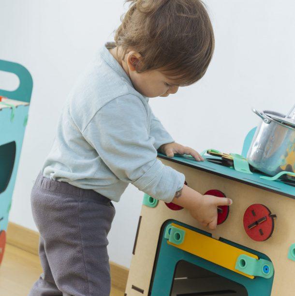 cocina para ninos