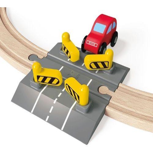 cruce de tren hape juguetes para 3 anos
