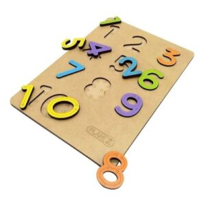 encastre de numeros - juguetes didacticos
