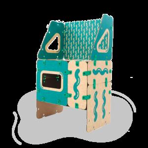 jugueteria online kit creatividad ikitoi 9 en 1 para armar - cocina
