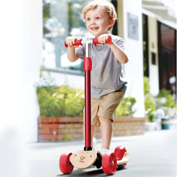 juguetes-para-3-a-5-anos-monopatin rojo