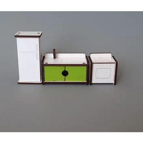 muebles de cocina - juguetes didacticos