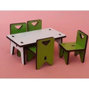 muebles de comedor - juguetes didacticos