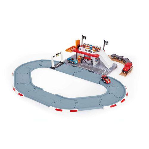 pista de carreras hape juguetes para 3 anos