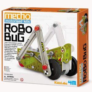 robo bug 4m 5 anos juguete didactico