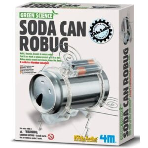 soda can robug robot - 4m