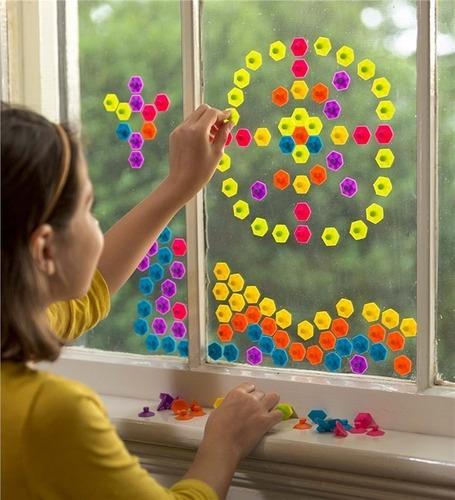 sopapas-de-colores-para-pegar-en-vidrios