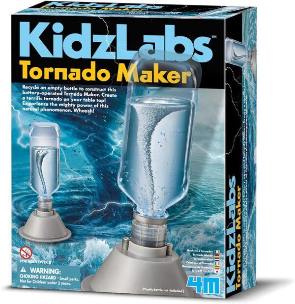 tornado maker 4m 8 anos
