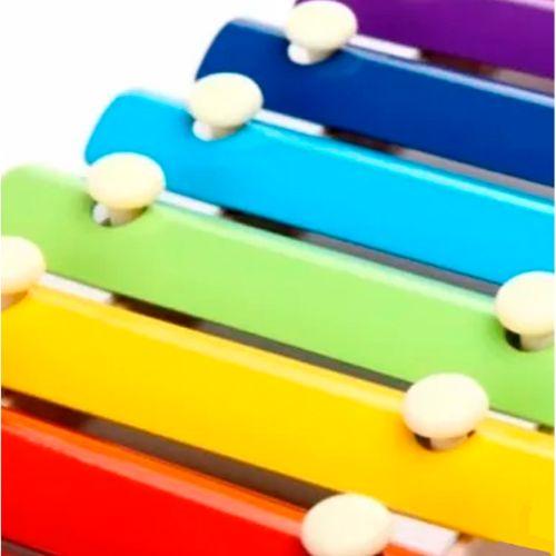 xilofon metalofon juguetes didacticos para chicos
