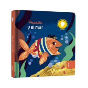 libro pececito en el mar