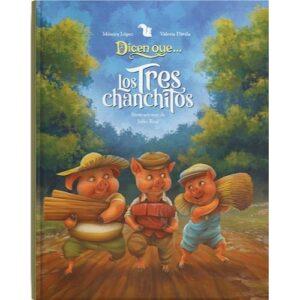 libro dicen que los tres chanchitos