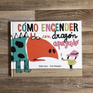 Como encender un dragon apagado libro infantil