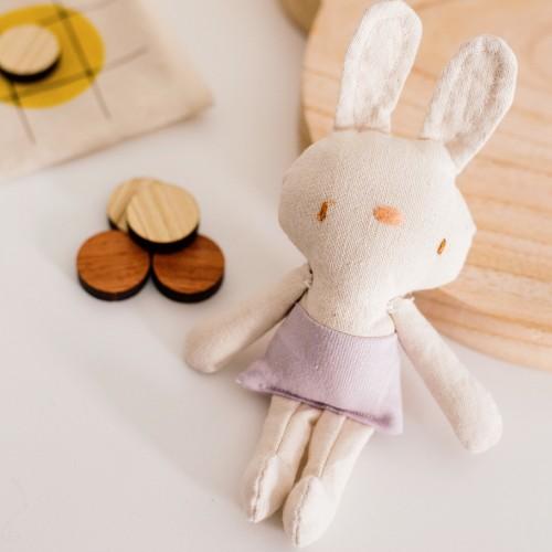 Conejito peluche ferita jugueteria online