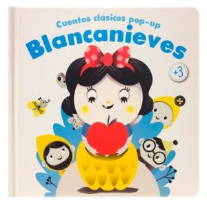 Cuentos clásicos pop-up Blancanieves