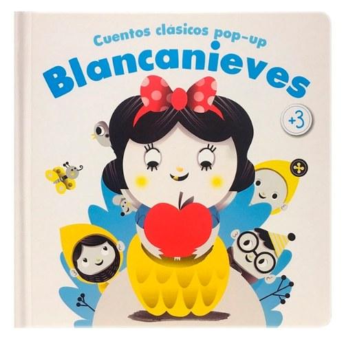 Cuentos clásicos pop-up Blancanieves