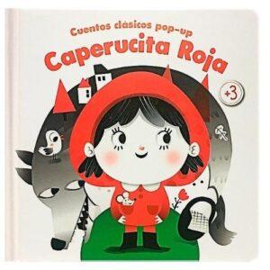 Cuentos clásicos pop-up Caperucita roja