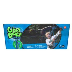 Giga Boo juego para hacer burbujas