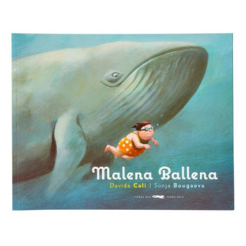 Malena ballena libro infantil