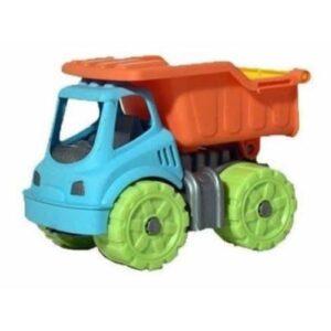 Mino frontal colores - Camión volcador chico