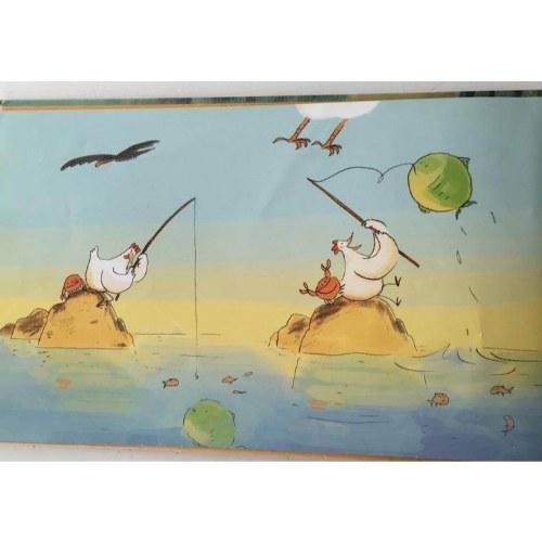 Un dia de pesca libro infantil