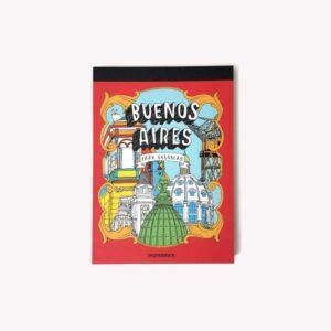 buenos-aires-para-colorear libro