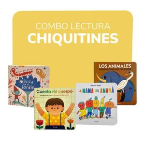 combo lectura chiquitines libros para nenes