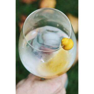 identificador de vaso forma de frutas