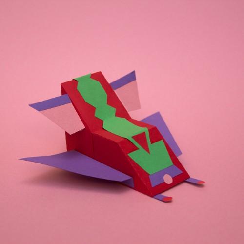 juegos para hacer papercraft guardabosques imaginacion extraña